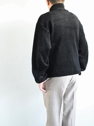 blurhms Wool Boa Zip Jacket_b0139281_14470872.jpg
