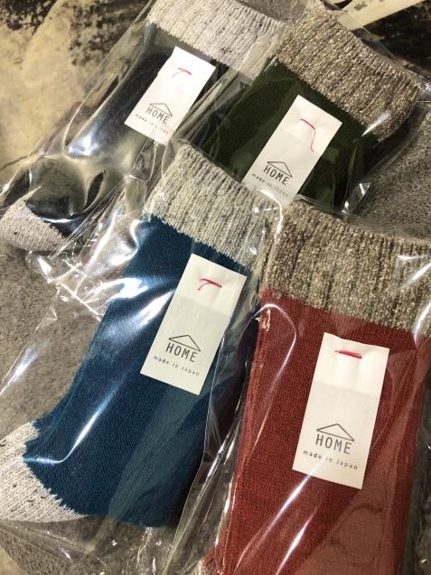 新作秋冬の靴下とハンドウォーマー_b0088100_20084462.jpeg