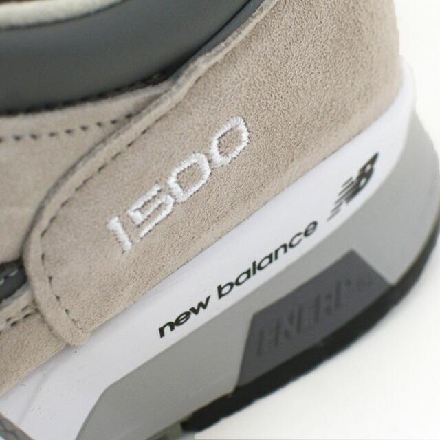 New Balance[ニューバランス] M1500 PGL[M1500PGL] ・スニーカー・MADE IN UK MEN\'S _f0051306_12304823.jpg