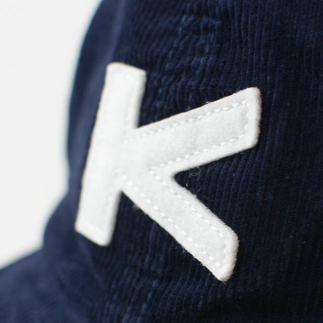 KAVU [カブー] CORD BASEBALL CAP [19820936] コードベースボールキャップ・コーデュロイキャップ・MEN\'S/LADY\'S _f0051306_13592891.jpg