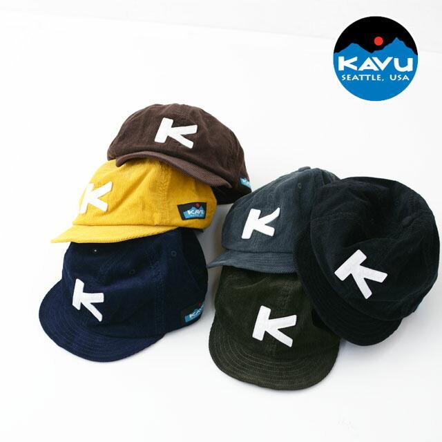 KAVU [カブー] CORD BASEBALL CAP [19820936] コードベースボールキャップ・コーデュロイキャップ・MEN\'S/LADY\'S _f0051306_13592896.jpg
