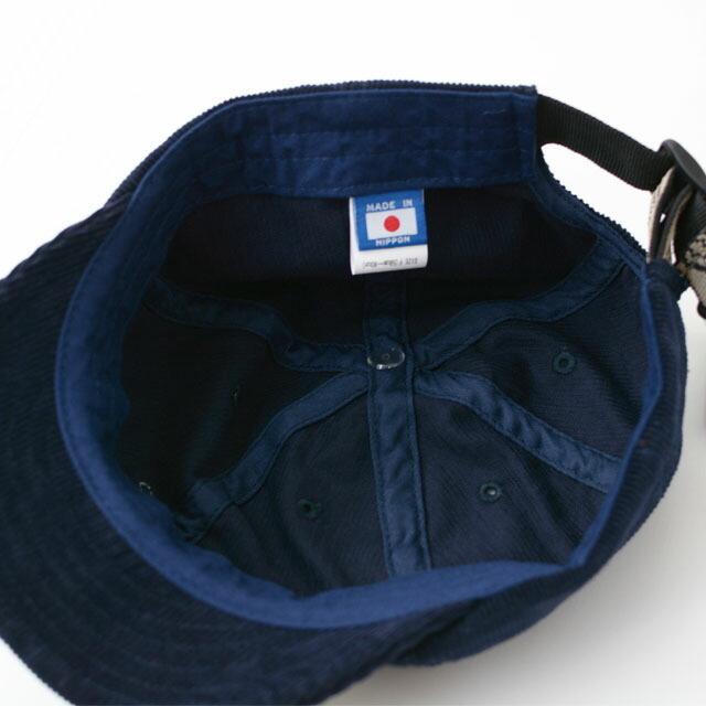 KAVU [カブー] CORD BASEBALL CAP [19820936] コードベースボールキャップ・コーデュロイキャップ・MEN\'S/LADY\'S _f0051306_13592939.jpg