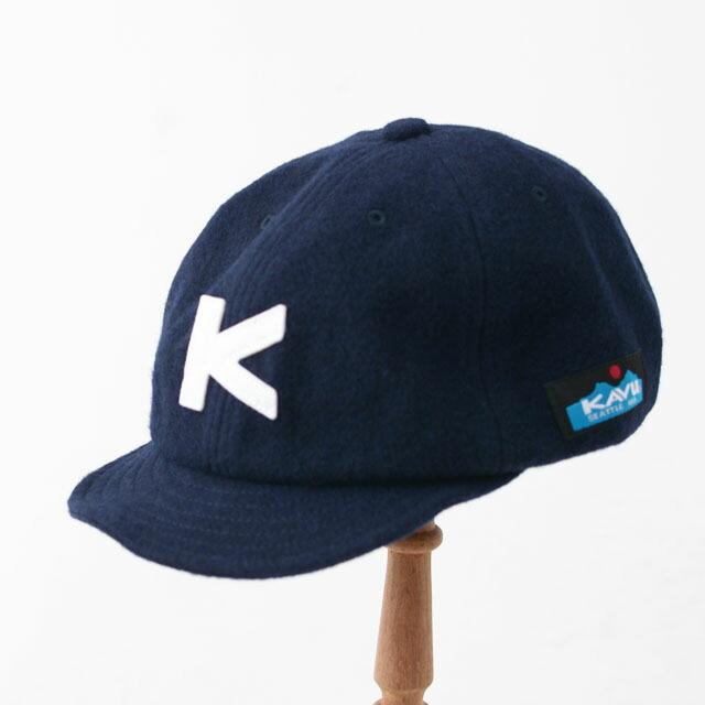 KAVU [カブー] WOOL BASEBALL CAP [19820318] ウールベースボールキャップ・ウールキャップ・MEN\'S/LADY\'S _f0051306_14123850.jpg