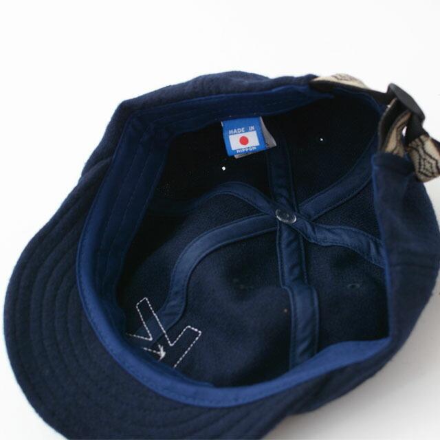 KAVU [カブー] WOOL BASEBALL CAP [19820318] ウールベースボールキャップ・ウールキャップ・MEN\'S/LADY\'S _f0051306_14123912.jpg
