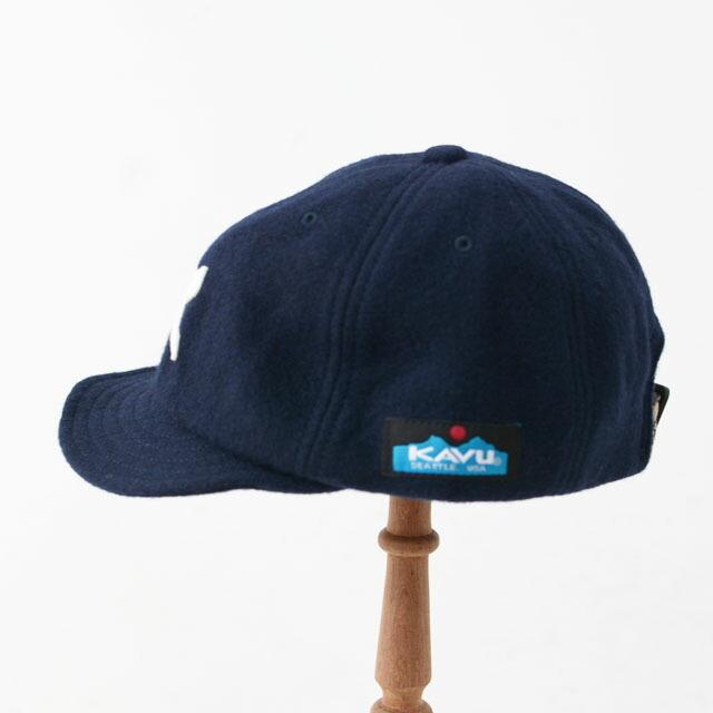 KAVU [カブー] WOOL BASEBALL CAP [19820318] ウールベースボールキャップ・ウールキャップ・MEN\'S/LADY\'S _f0051306_14123930.jpg