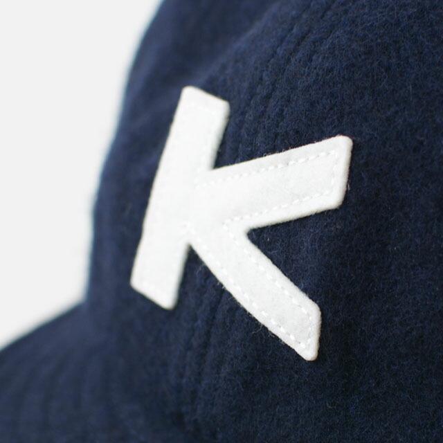 KAVU [カブー] WOOL BASEBALL CAP [19820318] ウールベースボールキャップ・ウールキャップ・MEN\'S/LADY\'S _f0051306_14123963.jpg