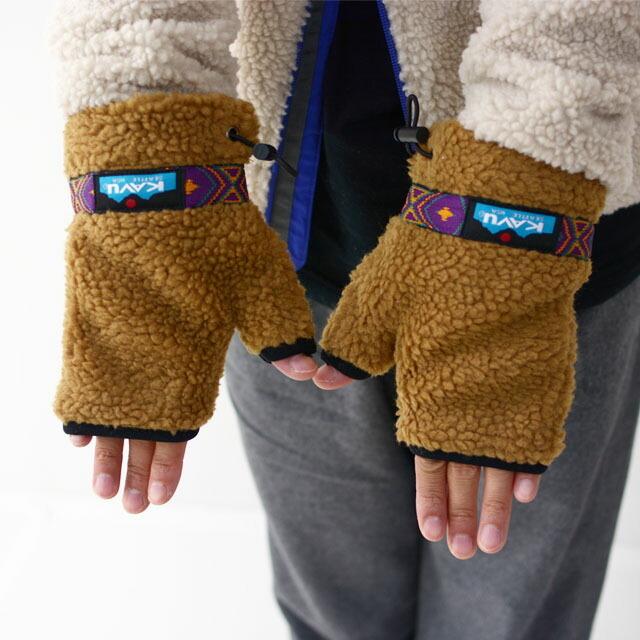 KAVU [カブー] Boa Glove [19821111] ボアグローブ・手袋・フリースグローブ・プレゼント・MEN\'S/LADY\'S _f0051306_14202121.jpg