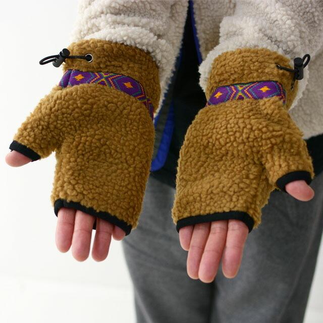 KAVU [カブー] Boa Glove [19821111] ボアグローブ・手袋・フリースグローブ・プレゼント・MEN\'S/LADY\'S _f0051306_14202183.jpg