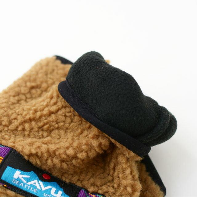 KAVU [カブー] Boa Glove [19821111] ボアグローブ・手袋・フリースグローブ・プレゼント・MEN\'S/LADY\'S _f0051306_14202230.jpg