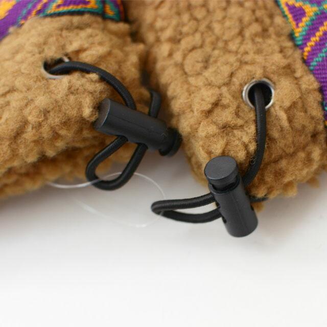 KAVU [カブー] Boa Glove [19821111] ボアグローブ・手袋・フリースグローブ・プレゼント・MEN\'S/LADY\'S _f0051306_14202238.jpg