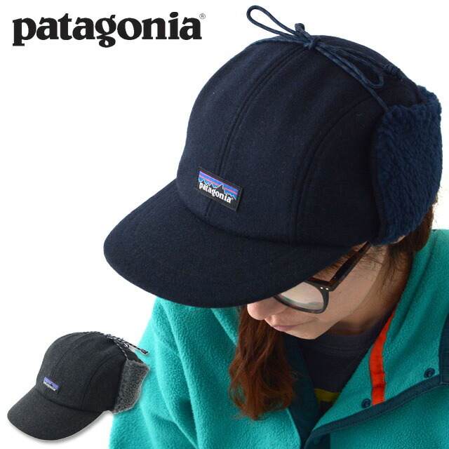 Patagonia [パタゴニア] Recycled Wool EarFlap Cap [22326] リサイクル・ウール・イヤーフラップ・キャップ・MEN\'S/LADY\'S_f0051306_16204119.jpg