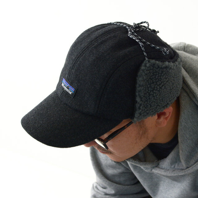 Patagonia [パタゴニア] Recycled Wool EarFlap Cap [22326] リサイクル・ウール・イヤーフラップ・キャップ・MEN\'S/LADY\'S_f0051306_16204285.jpg