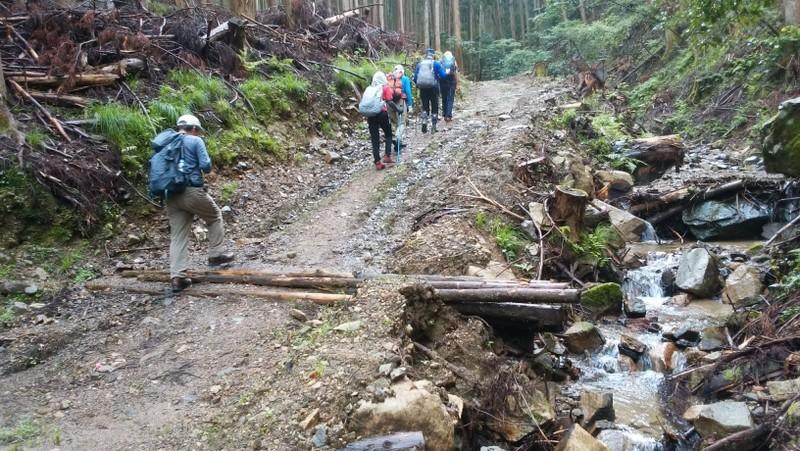 9月からの山歩き_c0038434_16545155.jpg