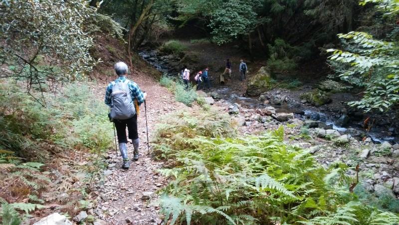 9月からの山歩き_c0038434_16551127.jpg