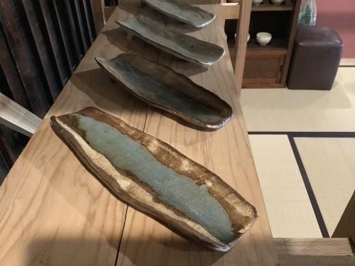 陶房石ー水色作陶展ー1_d0336460_16504876.jpeg