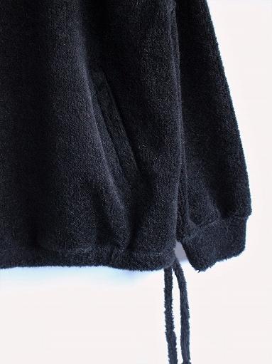 blurhms Wool Boa P/O Hoodie_b0139281_15121320.jpg