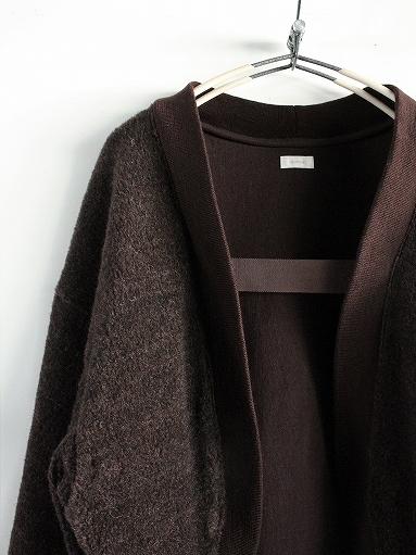 blurhms Wool Boa Bolero_b0139281_15555526.jpg