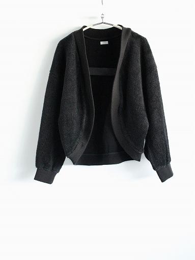 blurhms Wool Boa Bolero_b0139281_15555538.jpg