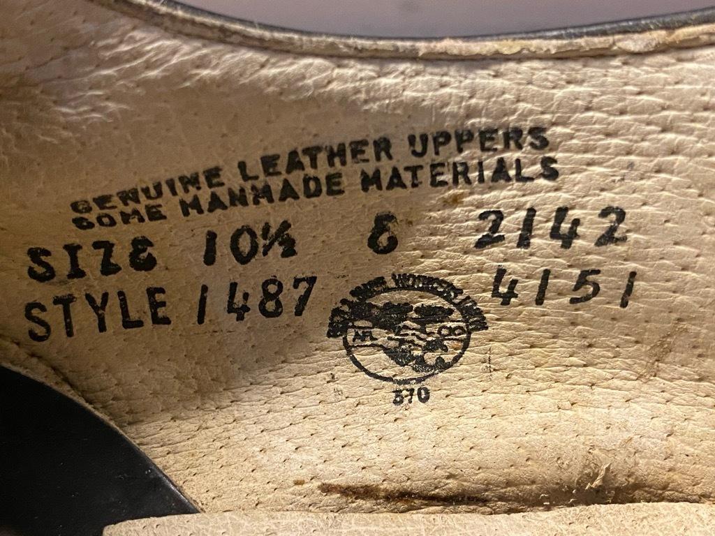 10月17日(土)大阪店スーペリア入荷!#1 U.S.A.F & U.S.Navy編!!CWU-45/P 1st,9/P,N-3B MOD&Service Shoes!!(マグネッツ大阪アメ村店)_c0078587_14551345.jpg