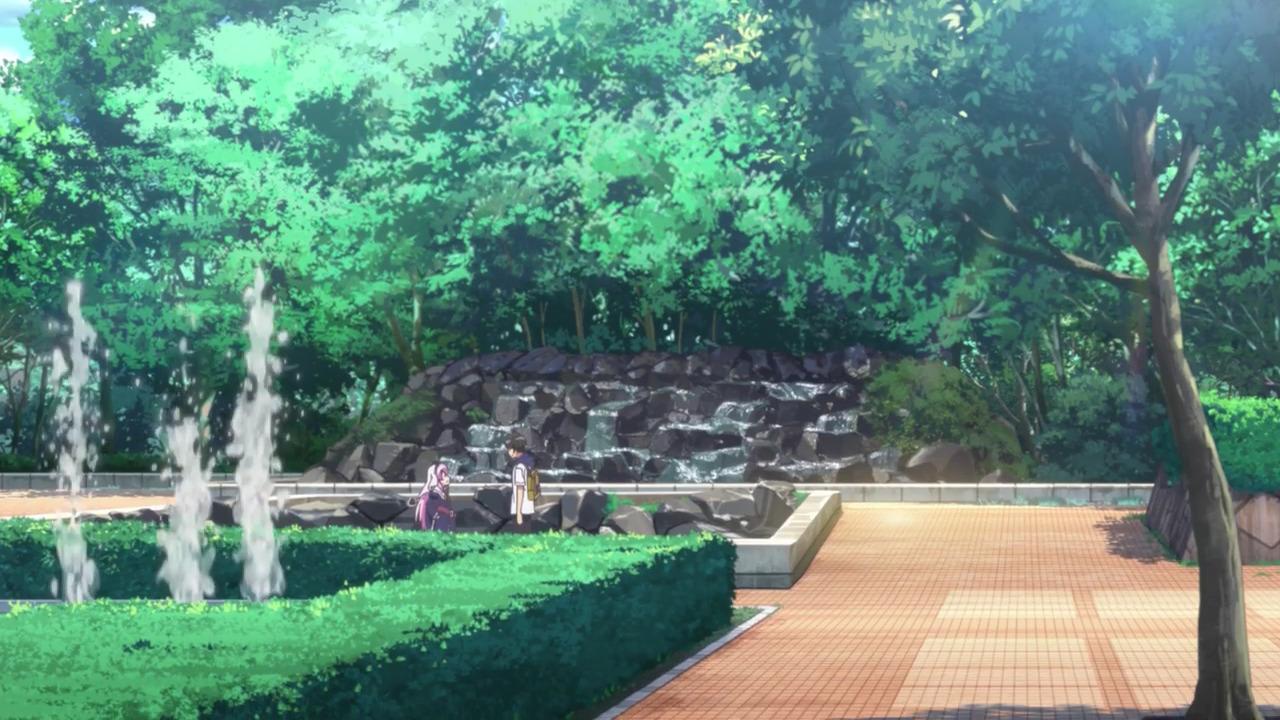 「神様になった日」舞台探訪001 第01話降臨の日 山梨市万力公園周辺ほか_e0304702_18183540.jpg