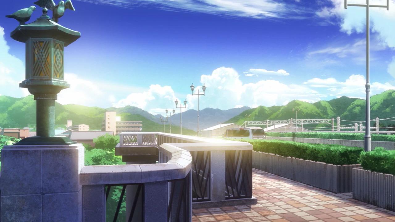 「神様になった日」舞台探訪001 第01話降臨の日 山梨市万力公園周辺ほか_e0304702_18263622.jpg