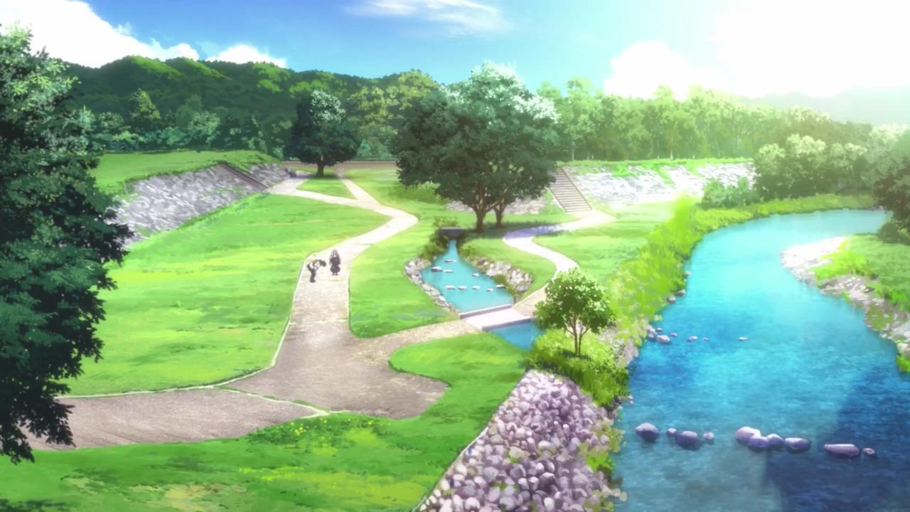「神様になった日」舞台探訪001 第01話降臨の日 山梨市万力公園周辺ほか_e0304702_18270727.jpg
