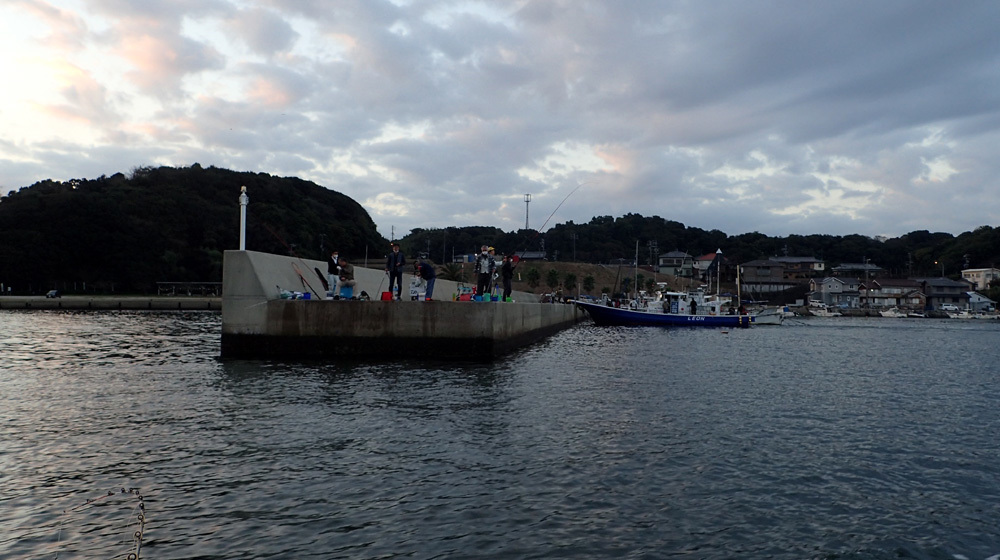 大井港よりイシダイ釣り。 2020年10月14日(水)_d0171823_21435311.jpg