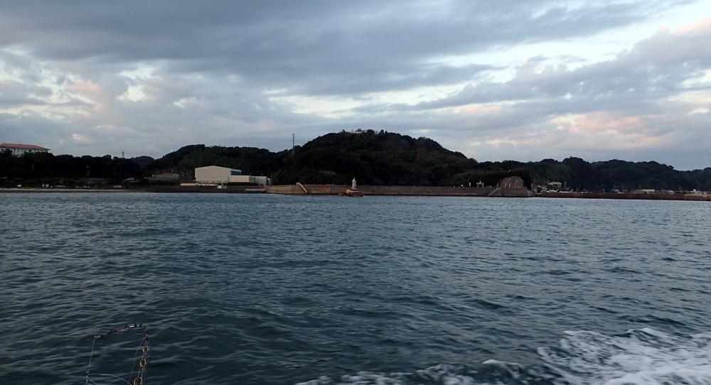 大井港よりイシダイ釣り。 2020年10月14日(水)_d0171823_21451556.jpg