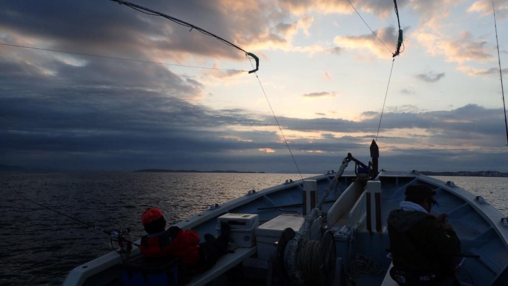 大井港よりイシダイ釣り。 2020年10月14日(水)_d0171823_21452132.jpg