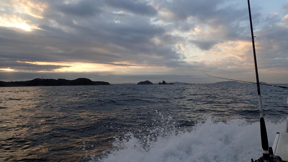 大井港よりイシダイ釣り。 2020年10月14日(水)_d0171823_21455595.jpg