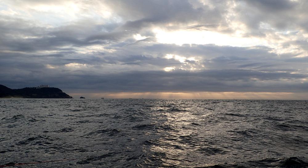 大井港よりイシダイ釣り。 2020年10月14日(水)_d0171823_21474969.jpg
