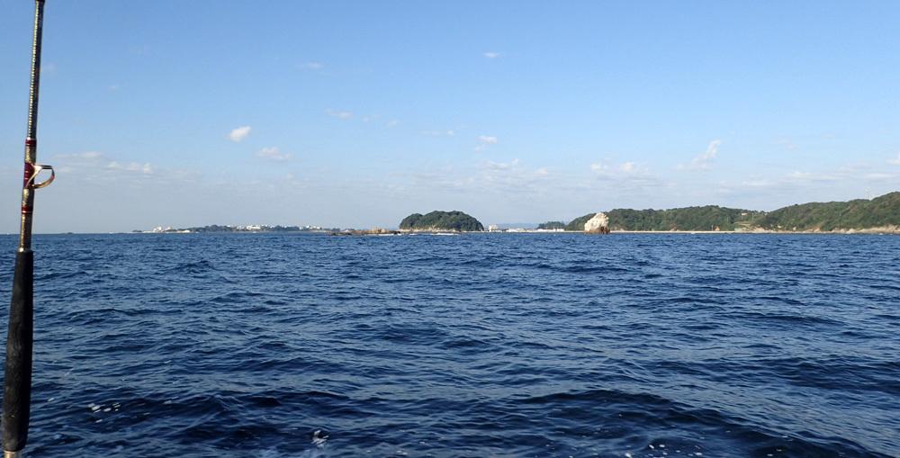 大井港よりイシダイ釣り。 2020年10月14日(水)_d0171823_21511244.jpg