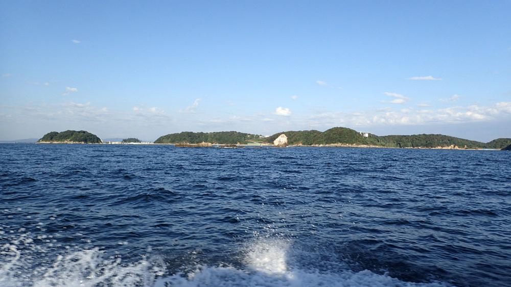 大井港よりイシダイ釣り。 2020年10月14日(水)_d0171823_21515398.jpg