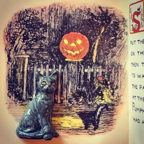 企画展《魔女の大晦日~ハロウィンによせて》@一橋学園駅・カフェノルンに参加します_a0137727_18224040.jpeg