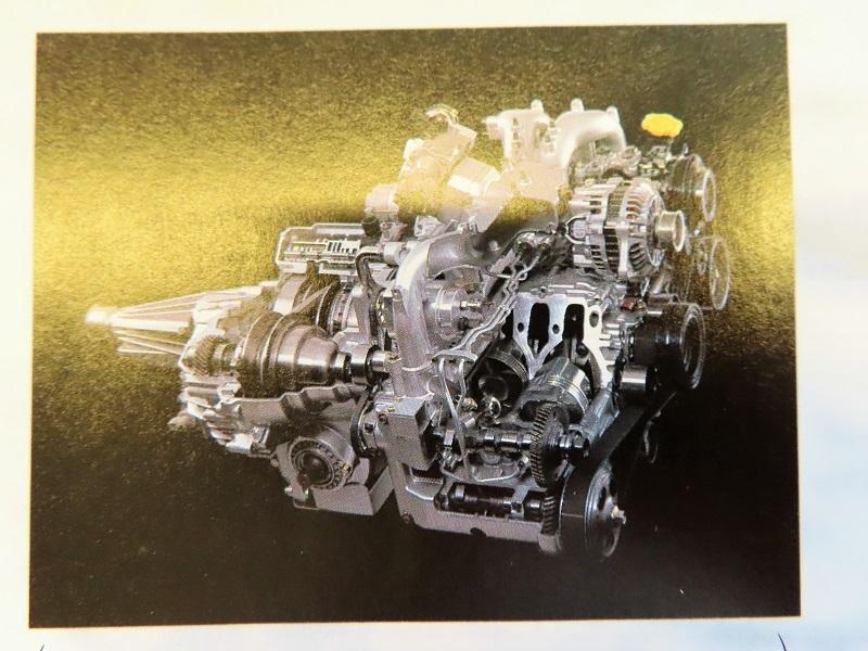 スバルV型4気筒2ストロークとホンダ単気筒6ストロークを懐かしむ_f0076731_22045990.jpg