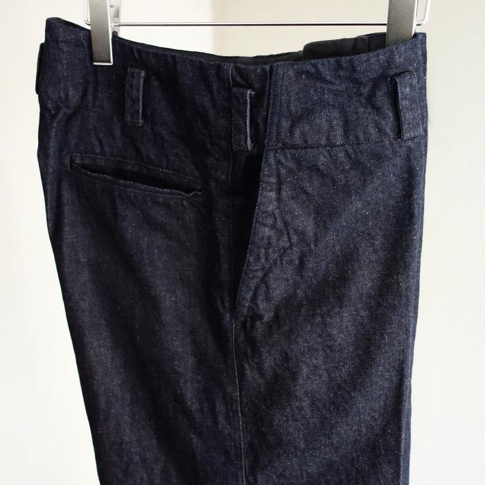 12月の製作 / classic wide denim trousers_e0130546_12283624.jpg