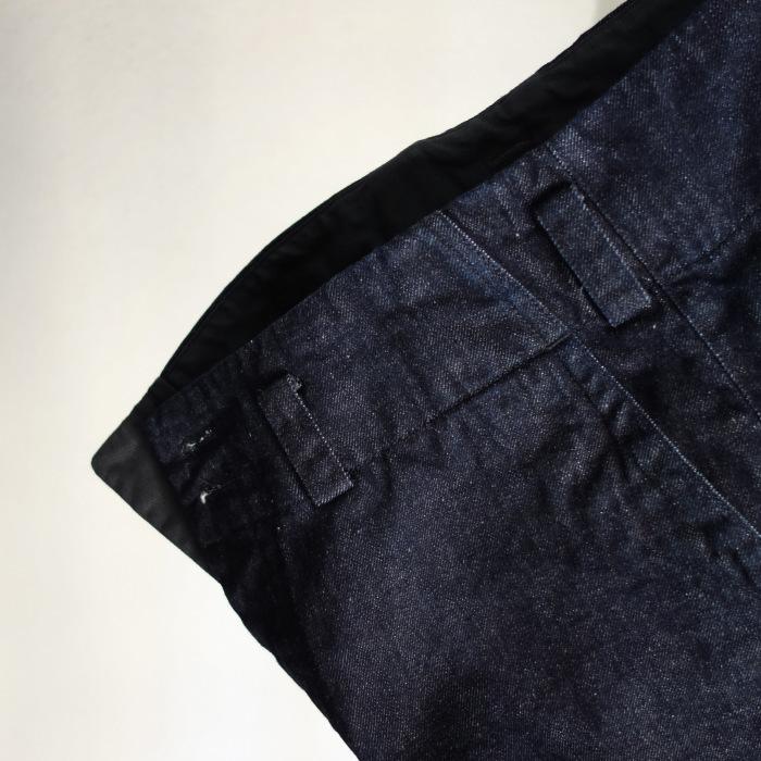 12月の製作 / classic wide denim trousers_e0130546_12285677.jpg