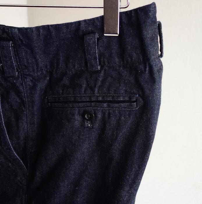 12月の製作 / classic wide denim trousers_e0130546_12304057.jpg