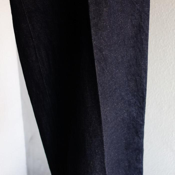 12月の製作 / classic wide denim trousers_e0130546_12312910.jpg