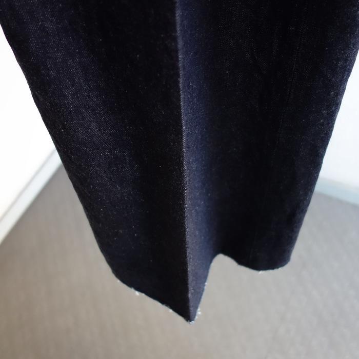 12月の製作 / classic wide denim trousers_e0130546_12320392.jpg