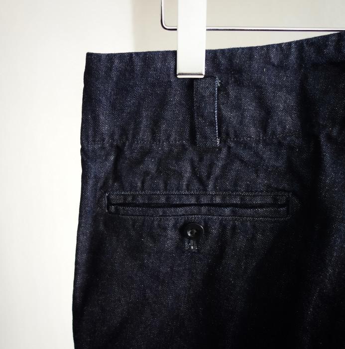 12月の製作 / classic wide denim trousers_e0130546_12322302.jpg