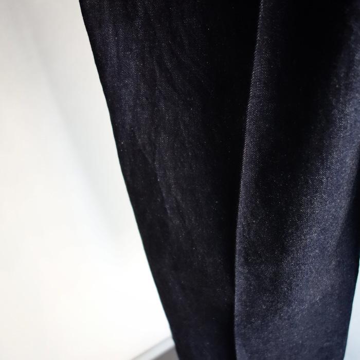12月の製作 / classic wide denim trousers_e0130546_12324663.jpg
