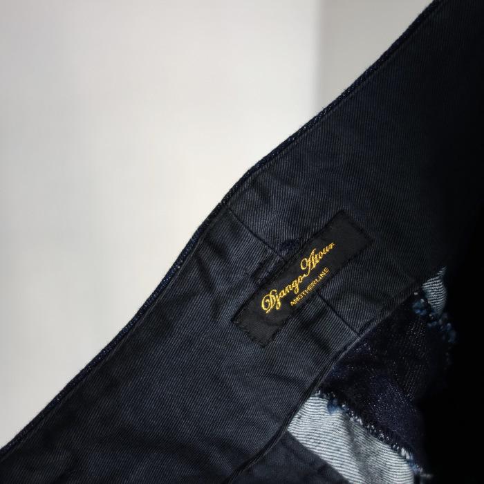 12月の製作 / classic wide denim trousers_e0130546_12330822.jpg