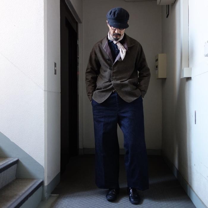 12月の製作 / classic wide denim trousers_e0130546_12363421.jpg