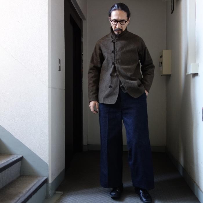12月の製作 / classic wide denim trousers_e0130546_12365040.jpg