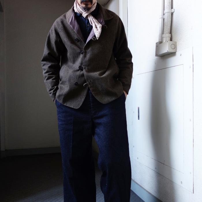 12月の製作 / classic wide denim trousers_e0130546_12380987.jpg