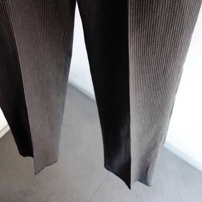 12月の製作 / classic wide stripe trousers / 別注品_e0130546_12504875.jpg
