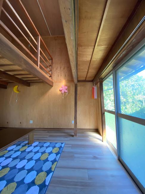 明治44年築の茅葺き屋根の贅沢な平屋です。_f0115152_15065018.jpg