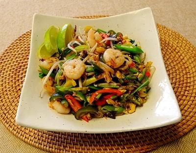 タイ料理を作りました♪_b0194861_20154801.jpg