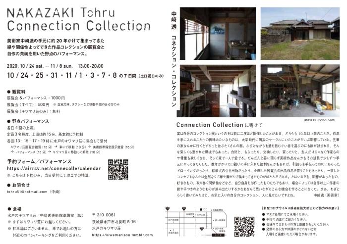 中﨑透「Connection Collection」_c0186264_23593661.jpg